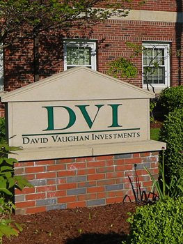 Image of DVI Sign in front of Peoria Office